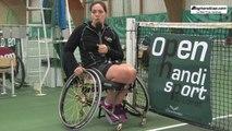 Résumé de la 2ème journée de l'Open de Tennis Handisport du Loiret - www.bloghandicap.com - La Web TV du Handicap