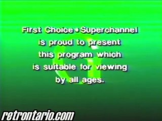 FIRST CHOICE SUPERCHANNEL FEATURE PRESENTATION FANFARE