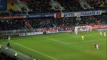 But Kévin BERIGAUD (32ème) - Montpellier Hérault SC - Evian TG FC - (1-1) - 08/02/14 - (MHSC-ETG)