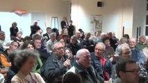 municipales Avranches 2014 - questions / réponses - réunion publique 07/02/2014