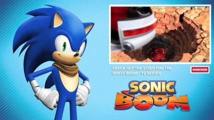 Trailer de Sonic Boom : Le Cristal Brisé