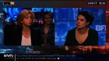 BFM Politique: L'interview de Valérie Pécresse par Apolline de Malherbe - 09/02 1/6