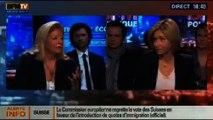 BFM Politique: L'interview BFM Business, Valérie Pécresse répond aux questions d'Hedwige Chevrillon - 09/02 2/6
