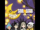 Soul Eater Black Paper Moon Full Version InuYDesi Fandub