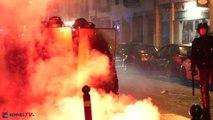 Rennes : soirée de guerilla urbaine antifasciste contre un meeting du Front National