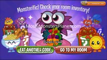 Moshi Monsters Cheats Codes For December