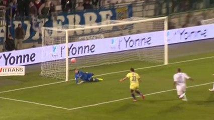 Auxerre - Istres 1-0