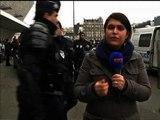 Grève des taxis: porte Maillot, l'accès au périphérique se fait au compte-gouttes - 10/02