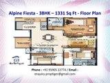 Alpine Fiesta - Alpine Upcoming Project Fiesta - Fiesta Hoodi Junction Whitefield Bangalore Overview
