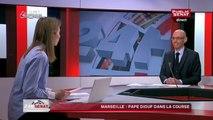 24h Sénat - Marseille: Pape Diouf dans la course