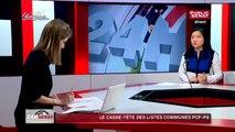 24h Sénat - Le casse-tête des listes communes PCF-PS