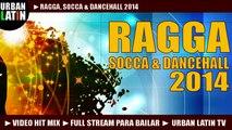 Ragga, Socca & Dancehall 2014 Video Hit Mix - Full Stream Para Bailar