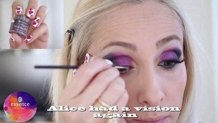 Sevgililer Günü Makyajı II - Valentine's Day Make-up 2014