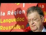 HERAULT - 2009 - Georges FRECHE : J'ai toujours été élu par une majorité de cons