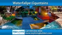 Orange County Pool Builder & Landscape Design   Izzy Living Builders