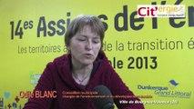 Cit'ergie® -Témoignages sur l'entrée dans le processus Cit'ergie® des collectivités distinguées en janvier 2013
