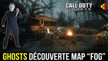 Ghosts // Découverte map FOG + Michael Myers (Gameplay DLC Onslaught COD Ghosts) | FPS Belgium