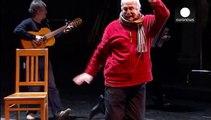 World's oldest actor celebrates 99th birthday