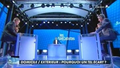 [S.C Bastia] Performances domiciles/exterieures
