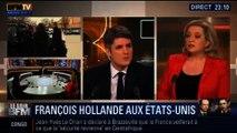 Le Soir BFM: Hollande aux États-Unis: va-t-il échapper aux questions sur sa vie privée? - 10/02 3/5