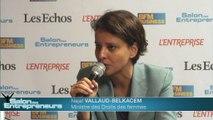 Najat VALLAUD-BELKACEM, Ministre des Droits des femmes, porte-parole du Gouvernement