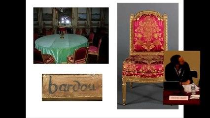 Rencontres des Gobelins / La dorure dans les résidences royales (XVIIe –XVIIIe siècles)