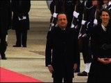 La femme qui a accueilli François Hollande aux Etats-Unis - 11/02