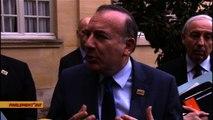 Depuis les Etats-Unis, Pierre Gattaz critique le pacte de responsabilité