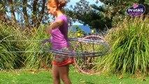 Hula Hoop - Comment faire du hula hoop avec deux cerceaux