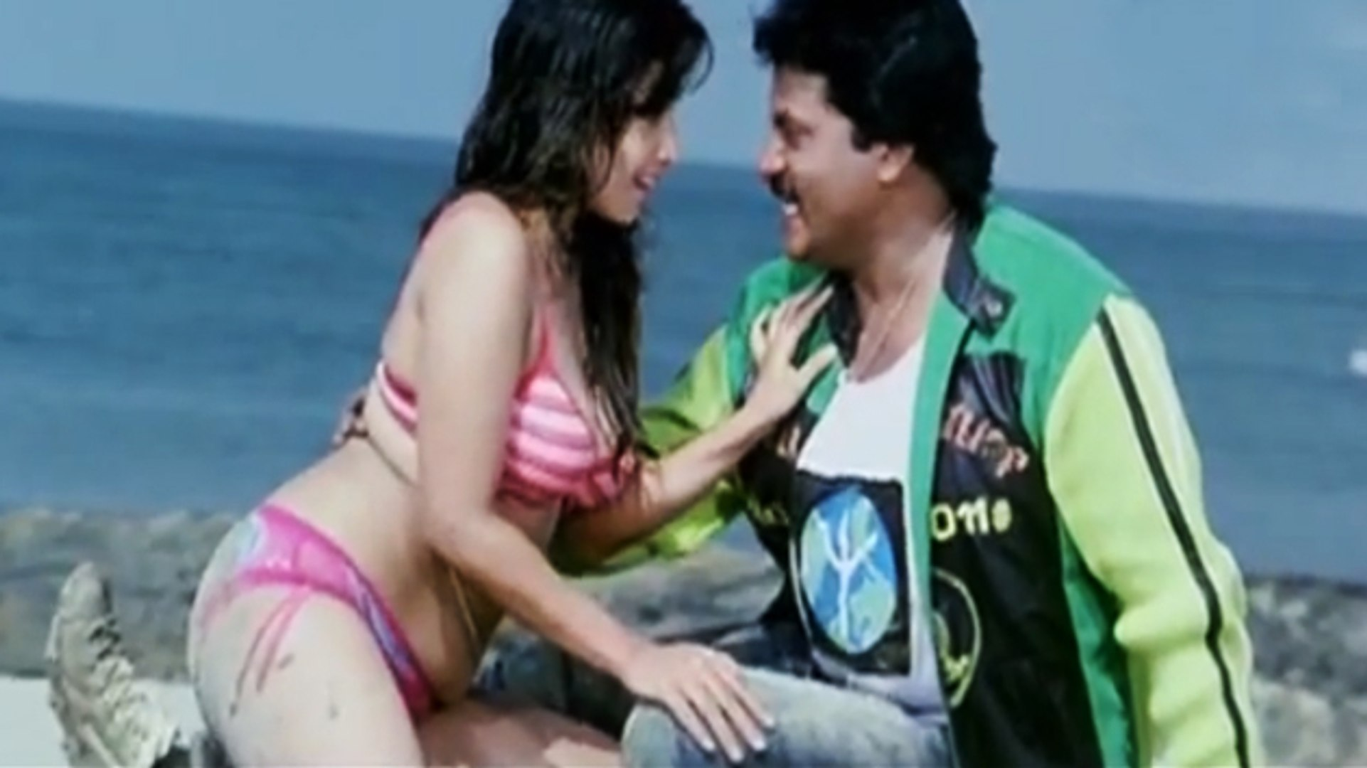 HOT Girl in Bikini | Michael Madana Kamaraju | Telugu Film