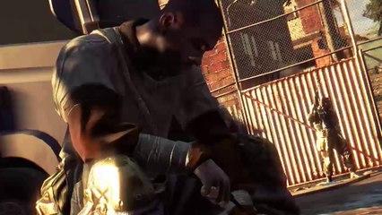 Humanity Trailer de Dying Light