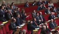 [ARCHIVE] Réforme des rythmes scolaires : réponse de Vincent Peillon à la députée Valérie Lacroute lors des questions au Gouvernement à l'Assemblée nationale, le 11 février 2014