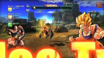 Test - Dragon Ball Z Battle of Z