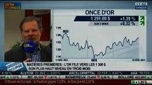 Philippe Béchade: l'or atteint son plus haut niveau en trois mois, dans Intégrale Bourse – 11/02