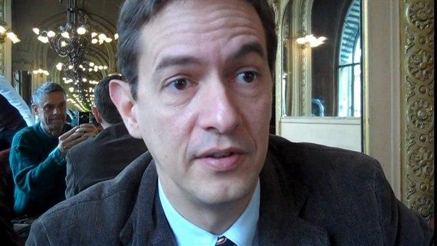 Interview d'Eric Roux, président des églises de scientologie France
