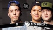 NECK BREAKER'Z vs DF // BMC#13 (1/4 finale)