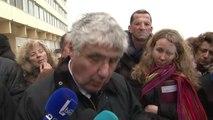 Intempéries: Philippe Martin évalue les dégâts en Gironde