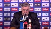 """Ancelotti: """"Era importante evitar la tarjeta de Pepe o Sergio Ramos"""""""
