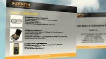Zenith Sales & Calibrations Pty Ltd - Calibrations Products & Service