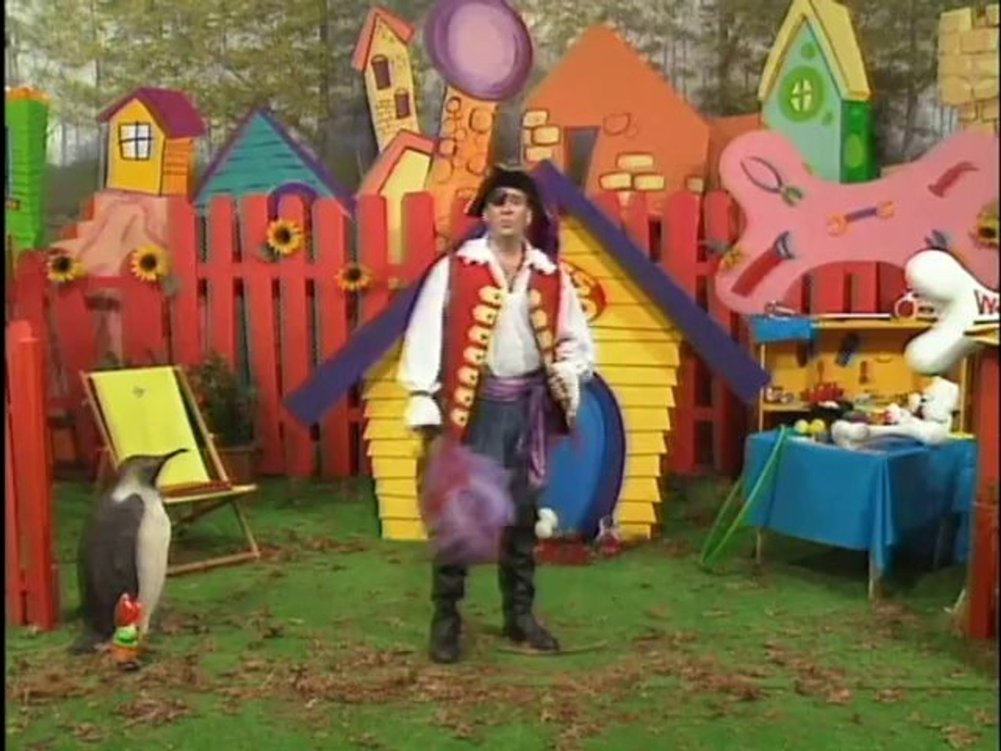 The Wiggles (TV Series 1): Anthony's Friend