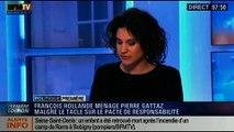 Politique Première: Pierre Gattazs'en prend au pacte de responsabilité de François Hollande - 12/02