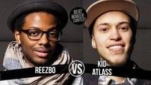 KID ATLAAS vs REEZBO // BMC#13 (1/4 finale)