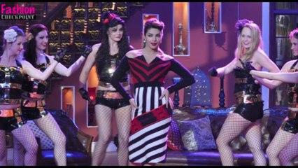 Priyanka Chopra's POP STAR LOOK on Comedy Nights with Kapil