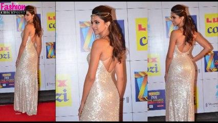 Deepika Padukone's SHIMMERY GOWN at Zee Cine Awards 2014