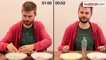 Yumurtanın Sarısıyla Beyazı Nasıl Ayrılır?