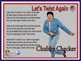 ‪Chubby Checker - Let's Twist Again ♫