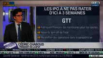 Introduction en bourse: Quel bilan tirer de l'année 2013 ?: Cédric Chaboud, dans Intégrale Placements - 12/02
