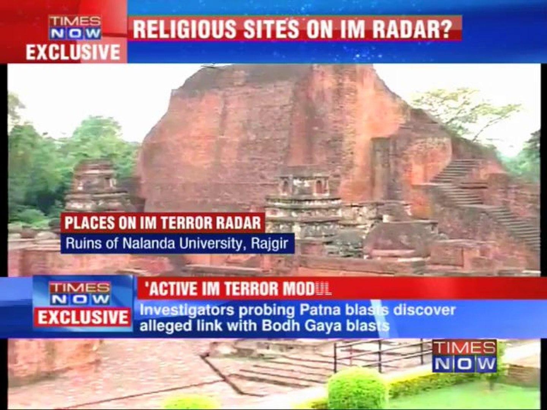 Religious sites on Indian Mujahideen radar?