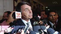 Deputado Jair Bolsonaro rasga o verbo