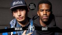 MOFAK vs DIXIT // BMC#13 (1/2 finale)
